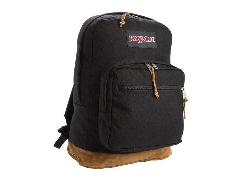 ジャンスポーツ メンズ バックパック・リュックサック バッグ Right Pack Black