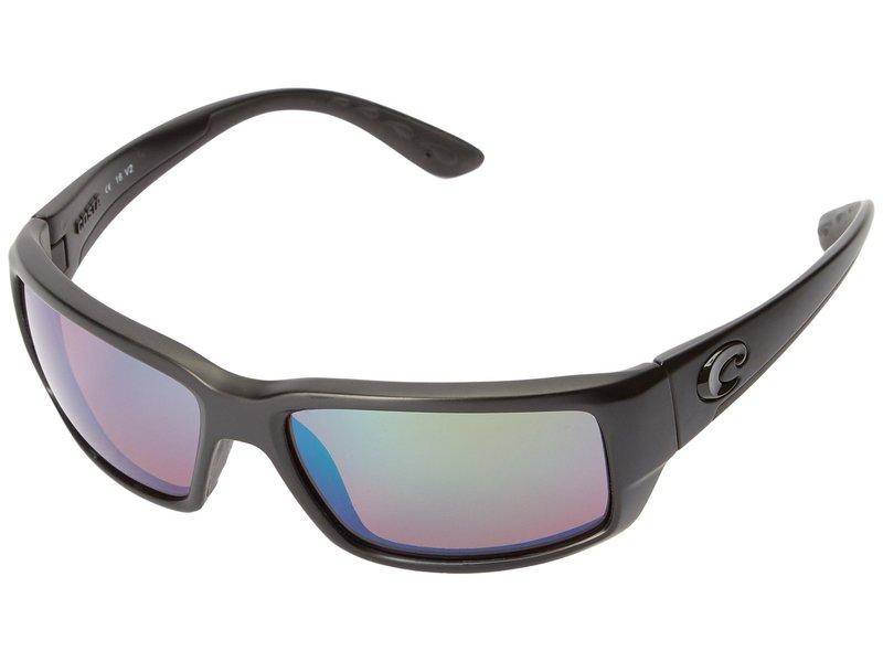 コスタ メンズ サングラス・アイウェア アクセサリー Fantail Blackout Frame/Green Mirror Glass W580