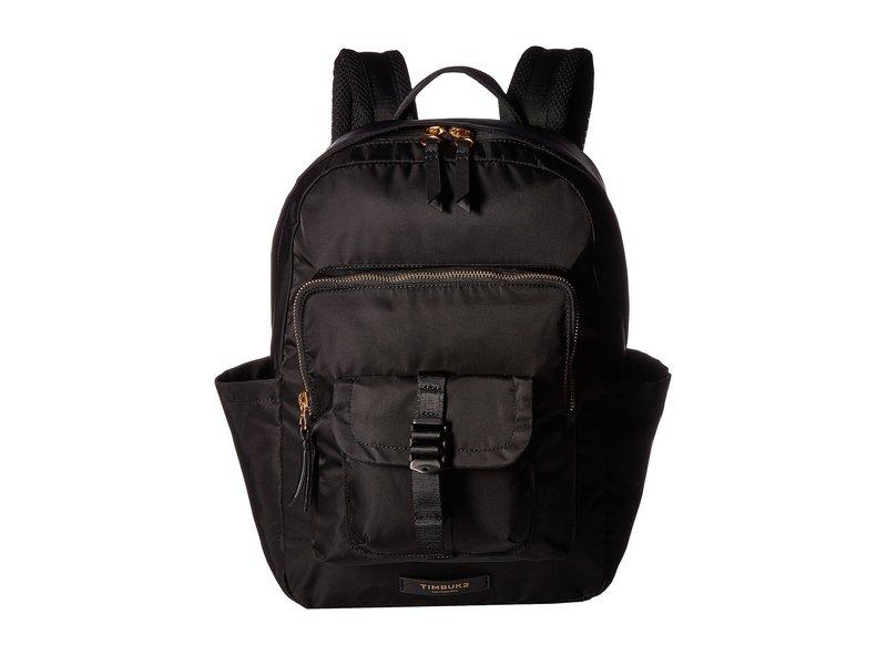 ティムブックツー レディース バックパック・リュックサック バッグ Recruit Pack Jet Black