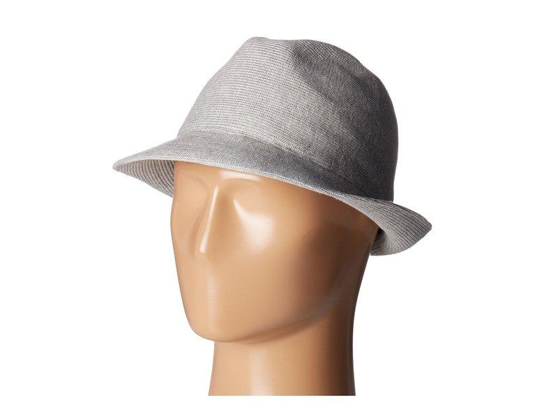 カンゴール メンズ 帽子 アクセサリー Cotton Rib Arnold Grey