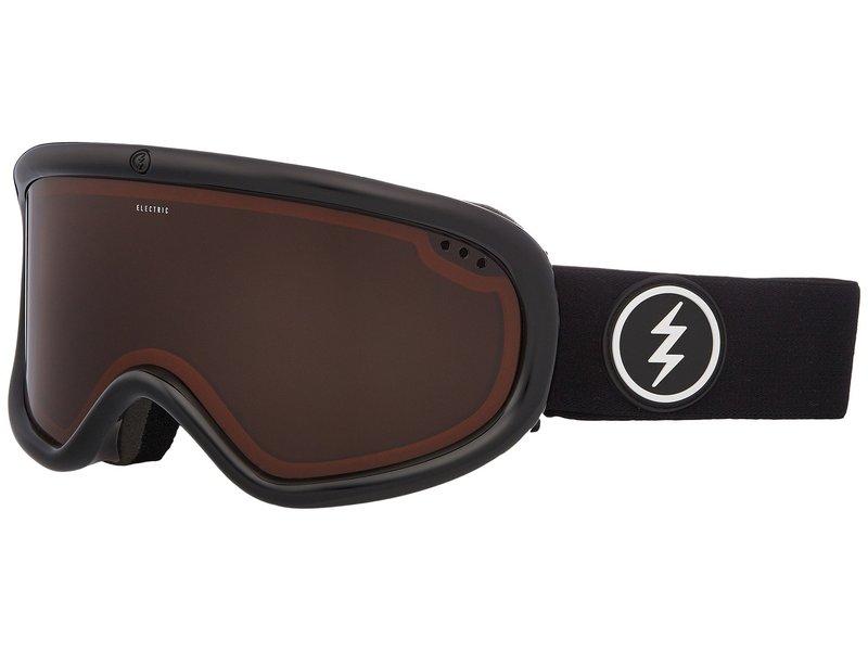 エレクトリックアイウェア メンズ サングラス・アイウェア アクセサリー Charger Gloss Black Frame/Brose Lens