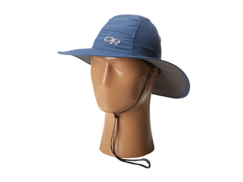 アウトドアリサーチ メンズ 帽子 アクセサリー Sombriolet Sun Hat Dusk