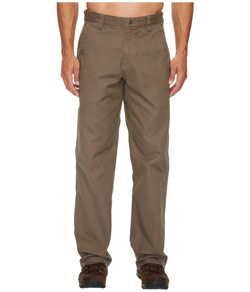 マウンテンカーキス メンズ カジュアルパンツ ボトムス Original Mountain Pants Relaxed Fit Terra