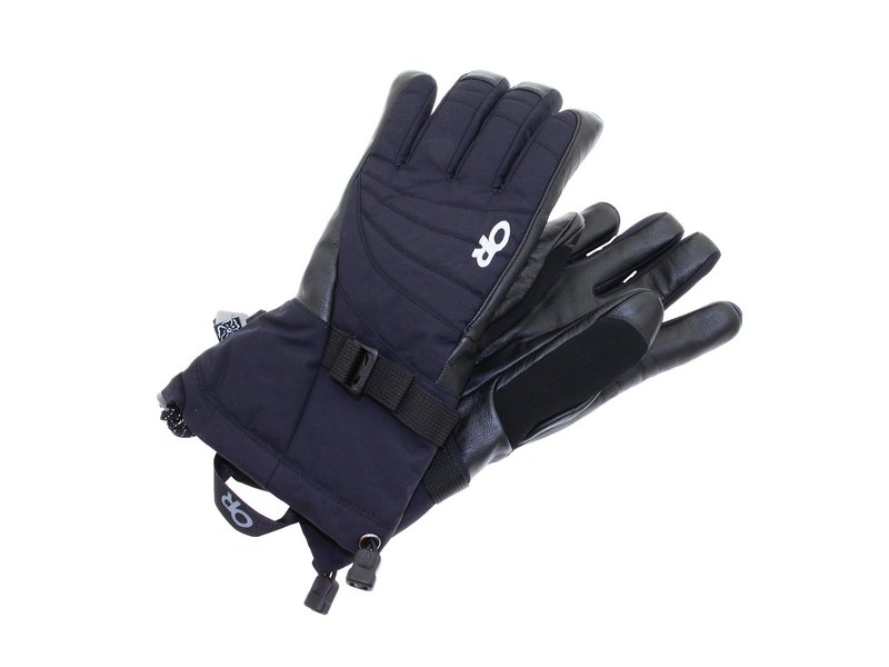 アウトドアリサーチ レディース 手袋 アクセサリー Women's Revolution Gloves Black