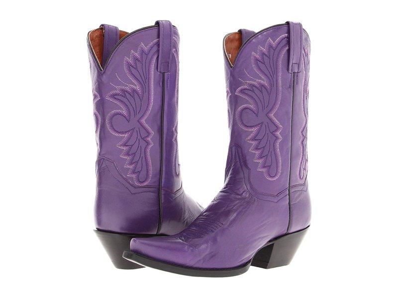 ダンポスト レディース ブーツ・レインブーツ シューズ Wild Ride Purple