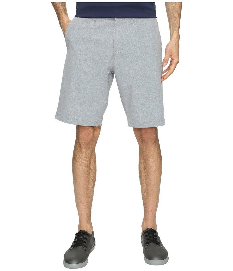 トラビスマヒュー メンズ ハーフパンツ・ショーツ ボトムス Beck Shorts Light Grey