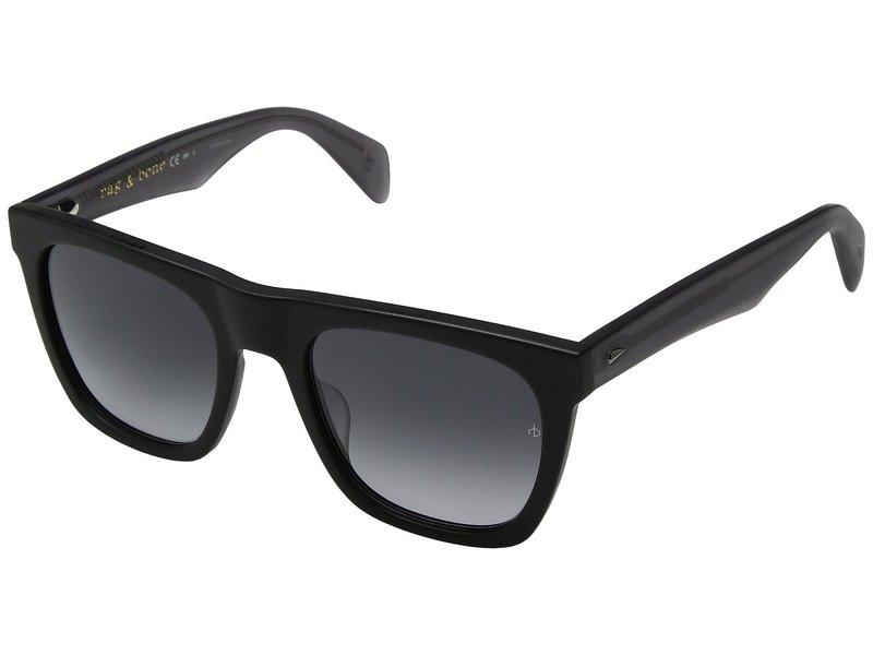 ラグアンドボーン メンズ サングラス・アイウェア アクセサリー RNB5002/S Black/Dark Grey Gradient