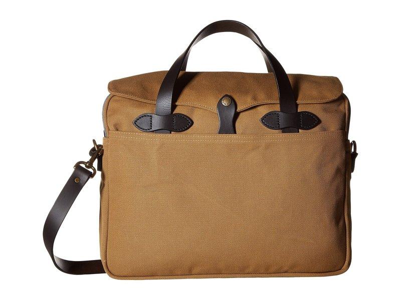 フィルソン メンズ ビジネス系 バッグ Original Briefcase Tan 1