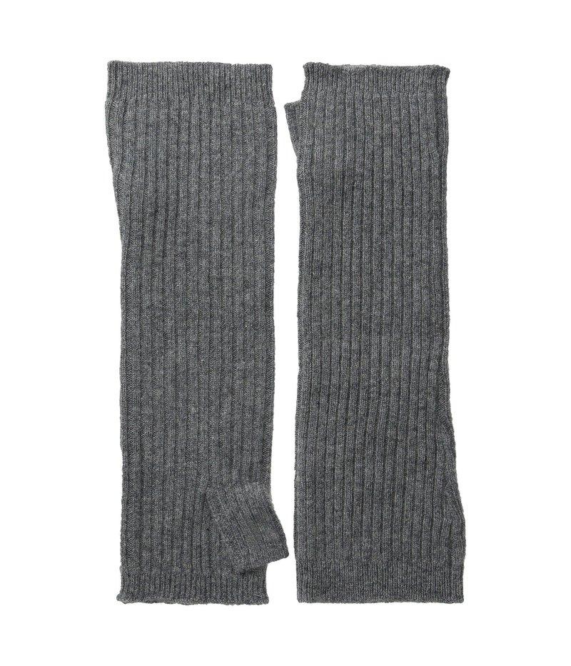 ハットアタック レディース 手袋 アクセサリー Cashmere Arm Warmer Charcoal