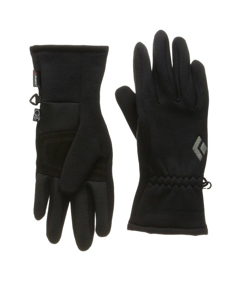 ブラックダイヤモンド メンズ 手袋 アクセサリー MidWeight ScreenTap Gloves Black