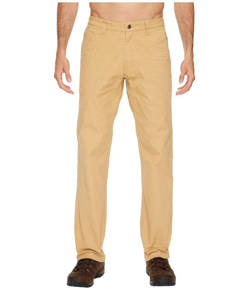 マウンテンカーキス メンズ カジュアルパンツ ボトムス Original Mountain Pants Slim Fit Yellowstone