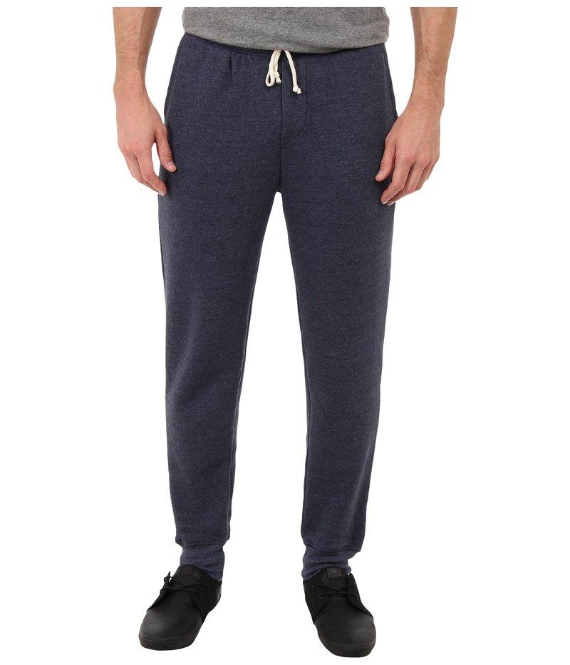 オルタナティヴ メンズ カジュアルパンツ ボトムス Dodgeball Eco Fleece Pants Eco True Navy