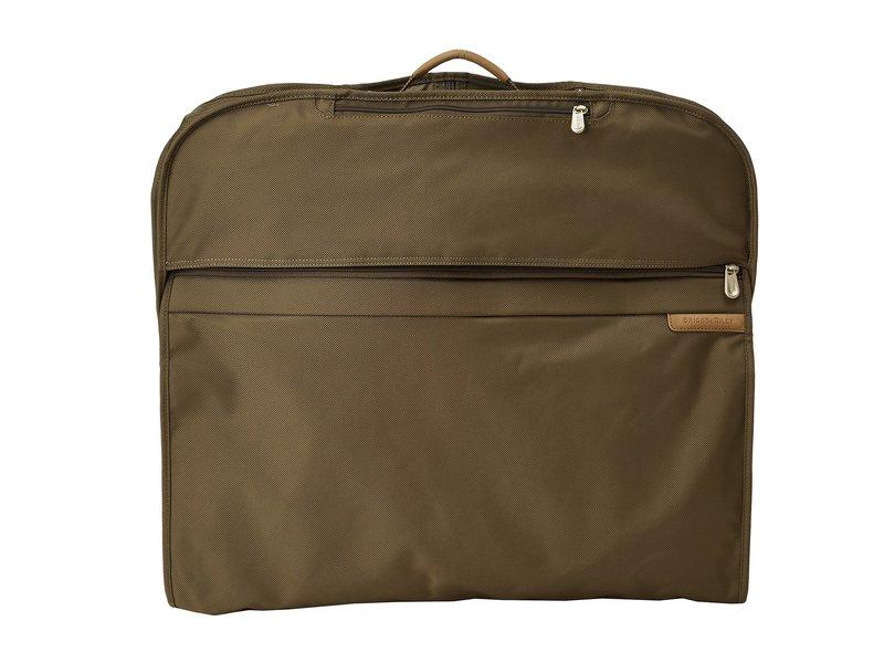 ブリグスアンドライリー メンズ ボストンバッグ バッグ Baseline - Classic Garment Cover Olive