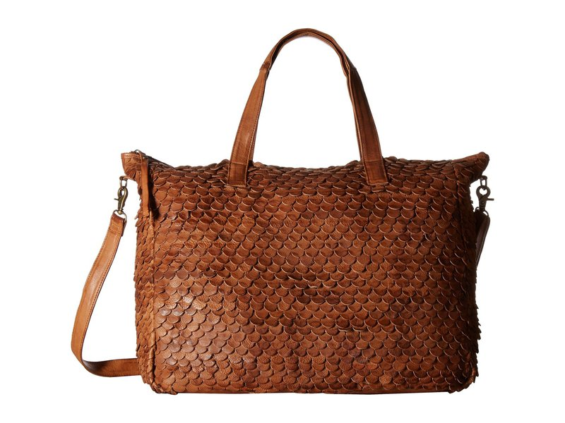 デイアンドムード レディース ハンドバッグ バッグ Jamie Weekend Bag Cognac