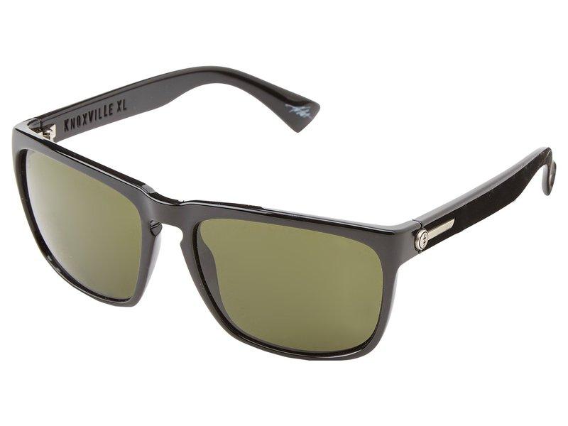 エレクトリックアイウェア メンズ サングラス・アイウェア アクセサリー Knoxville XL Polarized Gloss Black/M Gry