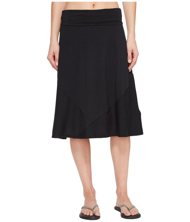 エクスオフィシオ レディース スカート ボトムス Wanderlux Convertible Skirt Black
