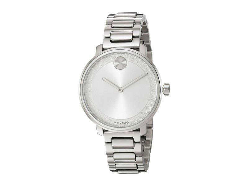 モバド レディース 腕時計 アクセサリー Bold - 3600501 Stainless Steel