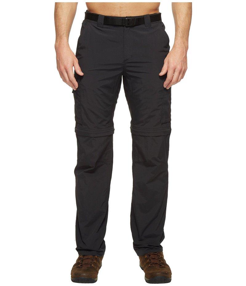 コロンビア メンズ カジュアルパンツ ボトムス Silver Ridge Convertible Pant Black