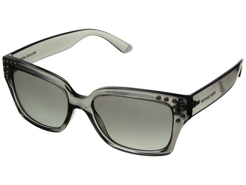 マイケルコース レディース サングラス・アイウェア アクセサリー 0MK2066 55mm Grey Crystal/Grey Gradient