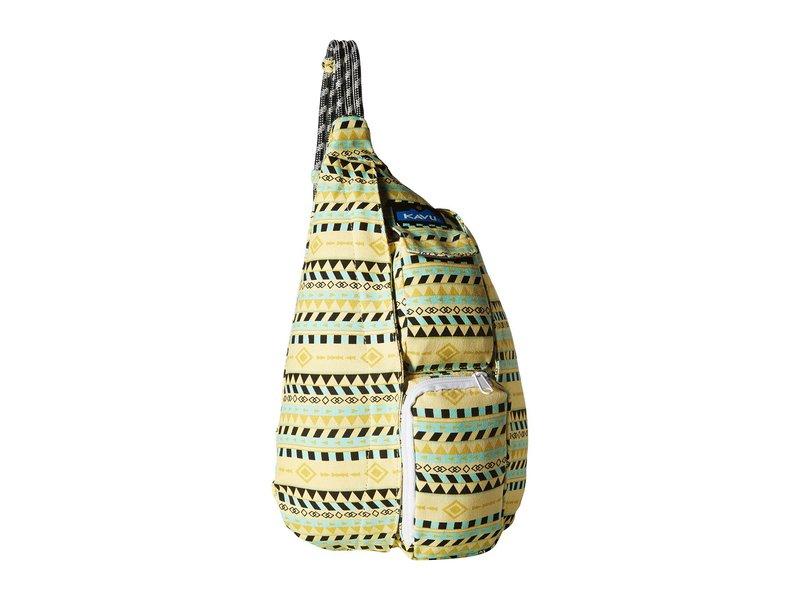 カブー レディース バックパック・リュックサック バッグ Mini Rope Bag Gold Belt