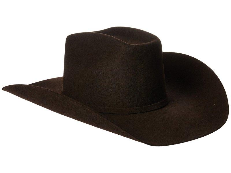 アリアト メンズ 帽子 アクセサリー A7520247 Chocolate
