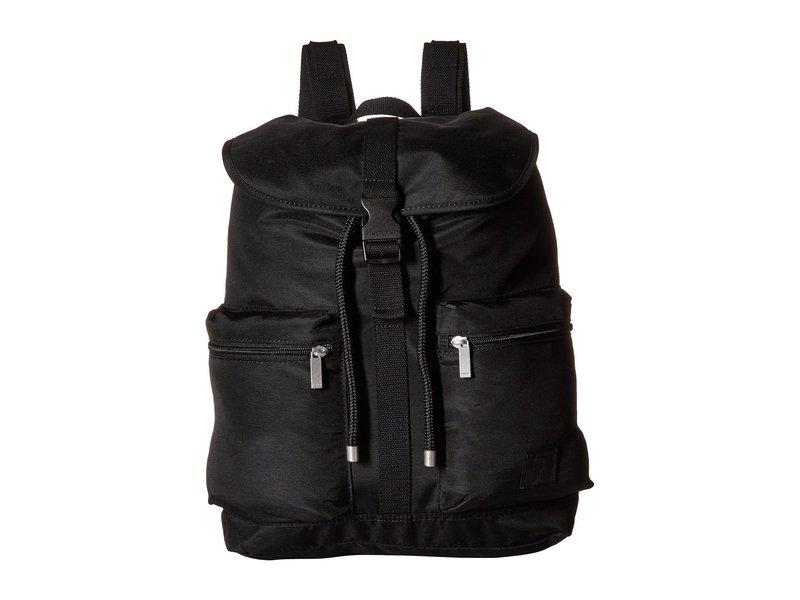 ヘドグレン メンズ バックパック・リュックサック バッグ Daybreak Sunrise Backpack Black