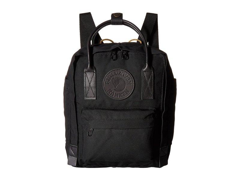 フェールラーベン メンズ バックパック・リュックサック バッグ Kanken No. 2 Mini Black
