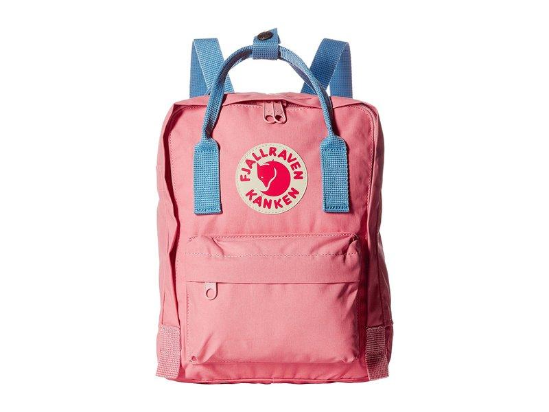 フェールラーベン メンズ バックパック・リュックサック バッグ Knken Mini Pink/Air Blue
