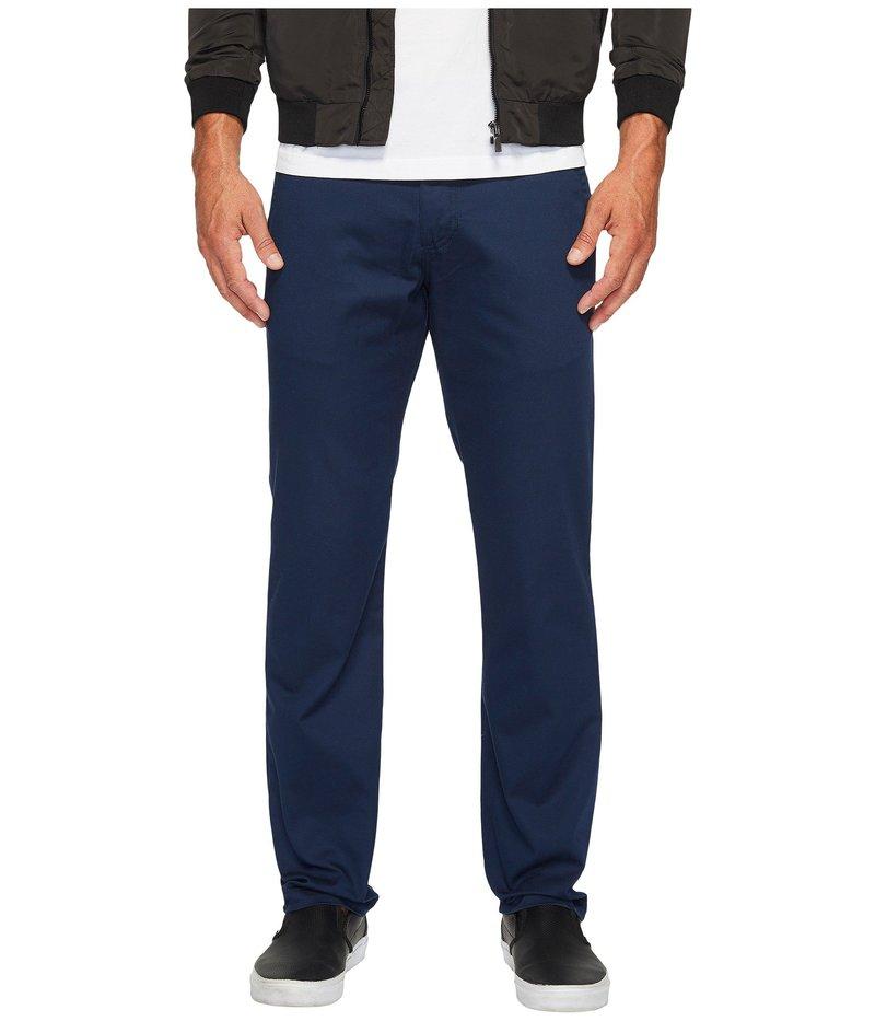 バンズ メンズ カジュアルパンツ ボトムス Authentic Stretch Chino Pants Dress Blues
