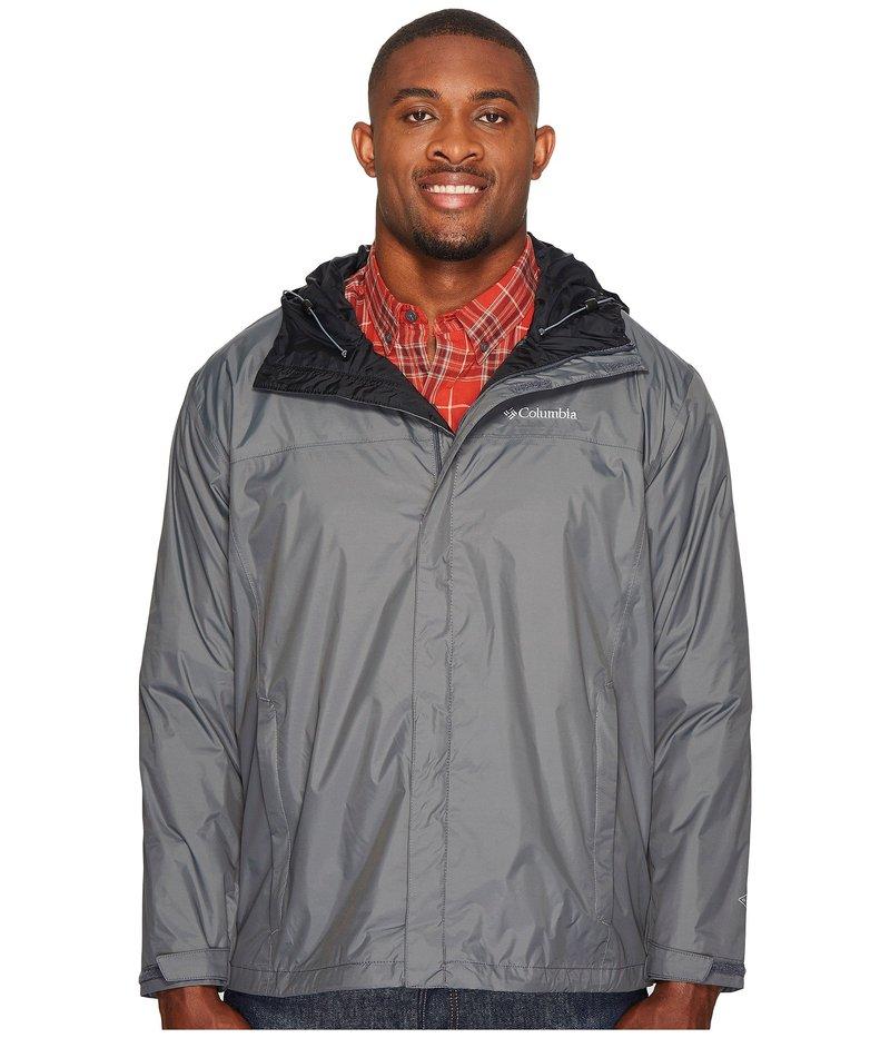 コロンビア メンズ コート アウター Big & Tall Watertight II Jacket Graphite