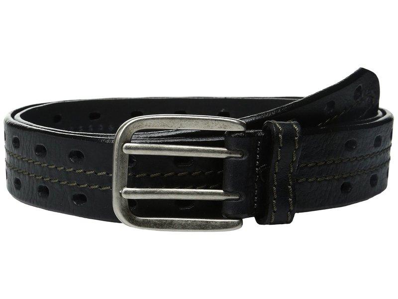 ブライトン メンズ ベルト アクセサリー Montecito 1 1/2 Belt Black