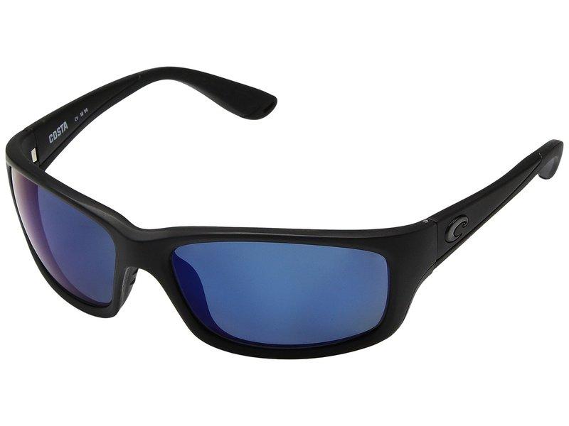 コスタ メンズ サングラス・アイウェア アクセサリー Jose Blackout Frame/Blue Mirror 580P
