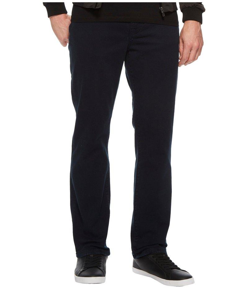 リバプール メンズ デニムパンツ ボトムス Relaxed Straight Stretch Denim Jeans in Total Eclipse Total Eclipse