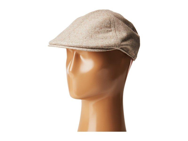 グーリンブラザーズ メンズ 帽子 アクセサリー Andy Hamill Tan