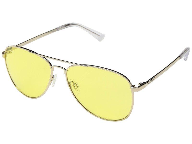ボンジッパー メンズ サングラス・アイウェア アクセサリー Farva Gold Gloss/Sunburst
