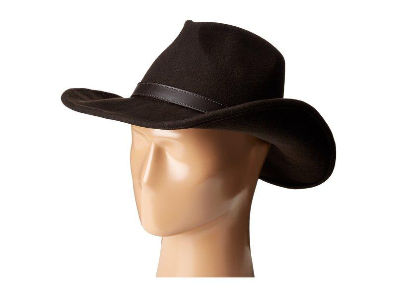 エムエフウエスターン メンズ 帽子 アクセサリー Indy Brown