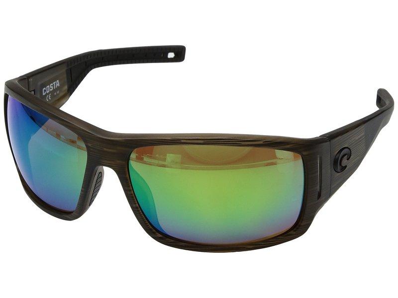 コスタ メンズ サングラス・アイウェア アクセサリー Cape Bowfin Frame/Green Mirror 580P