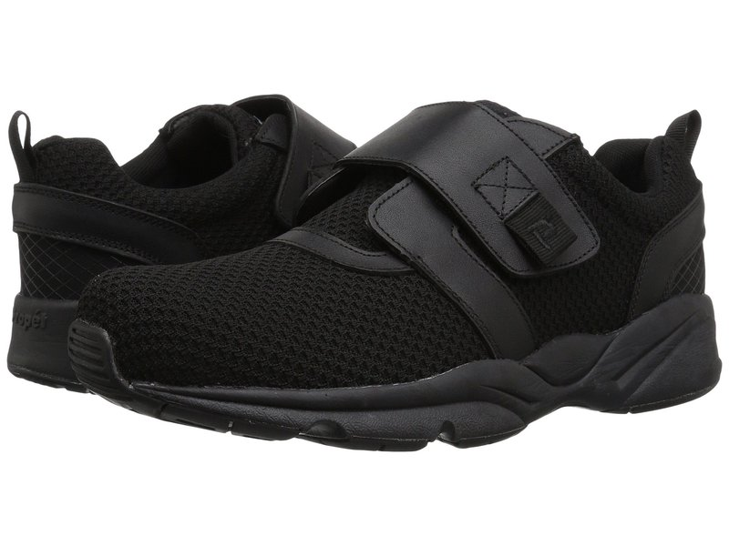 プロペット メンズ スニーカー シューズ Stability X Strap Black