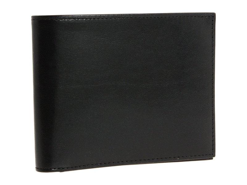 ボスカ メンズ 財布 アクセサリー Old Leather Collection - Executive ID Wallet Black Leather