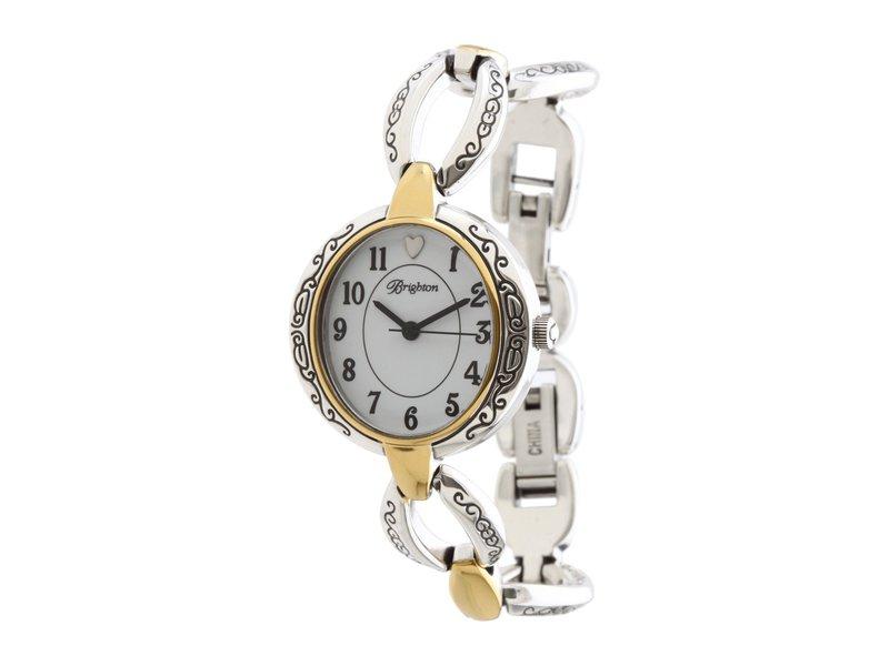 ブライトン レディース 腕時計 アクセサリー Alta Watch Silver/Gold