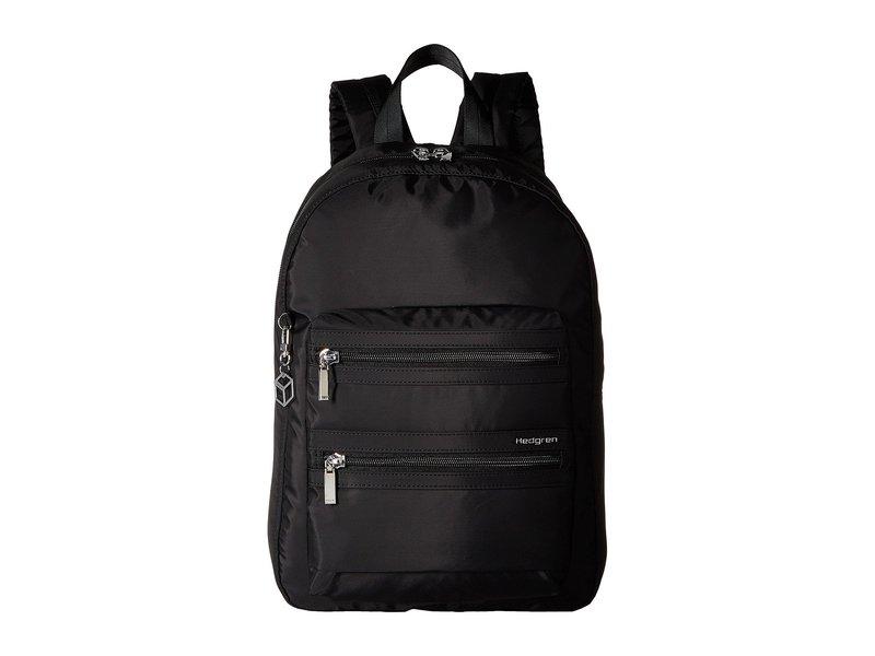 ヘドグレン レディース バックパック・リュックサック バッグ Inner City Gali Backpack Black