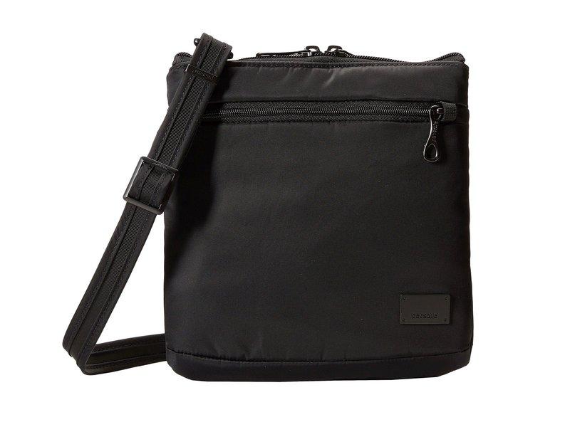 パックセーフ レディース ハンドバッグ バッグ Citysafe CS50 Anti-Theft Crossbody Purse Black