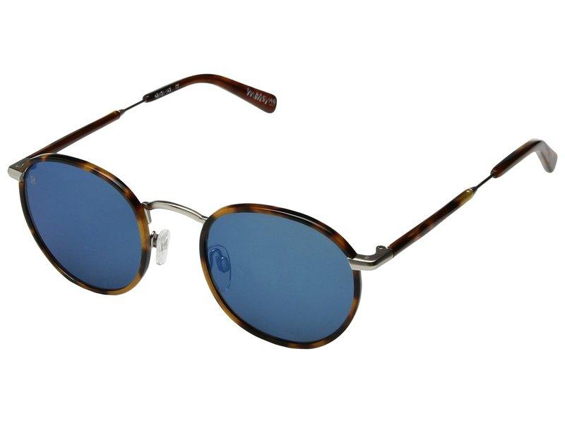 レーン メンズ サングラス・アイウェア アクセサリー Mason 48 Rootbeer Smoke/Blue Mirror