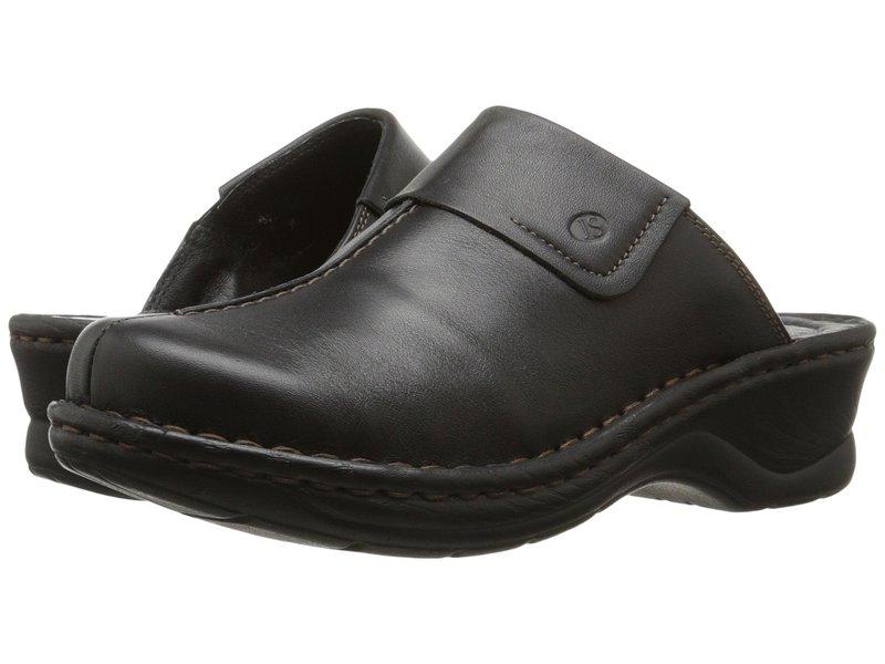ジョセフセイベル レディース サンダル シューズ Carole Dakota Black Leather