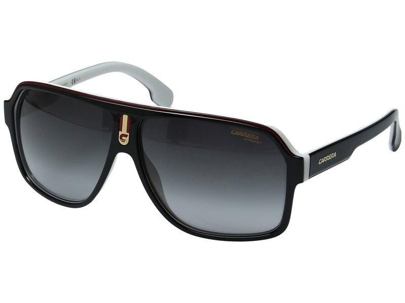 カレーナ メンズ サングラス・アイウェア アクセサリー Carrera 1001/S Black White/Grey Gradient