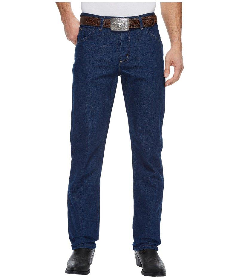 ラングラー メンズ デニムパンツ ボトムス Premium Performance Cowboy Cut Jeans Prewash Denim