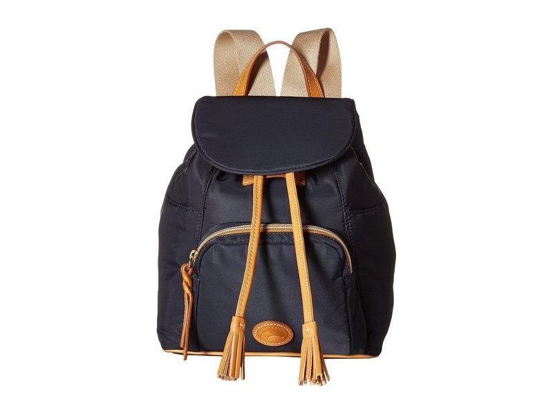 ドーネイアンドバーク レディース バックパック・リュックサック バッグ Miramar Medium Murphy Backpack Navy/Btrsctch Trim