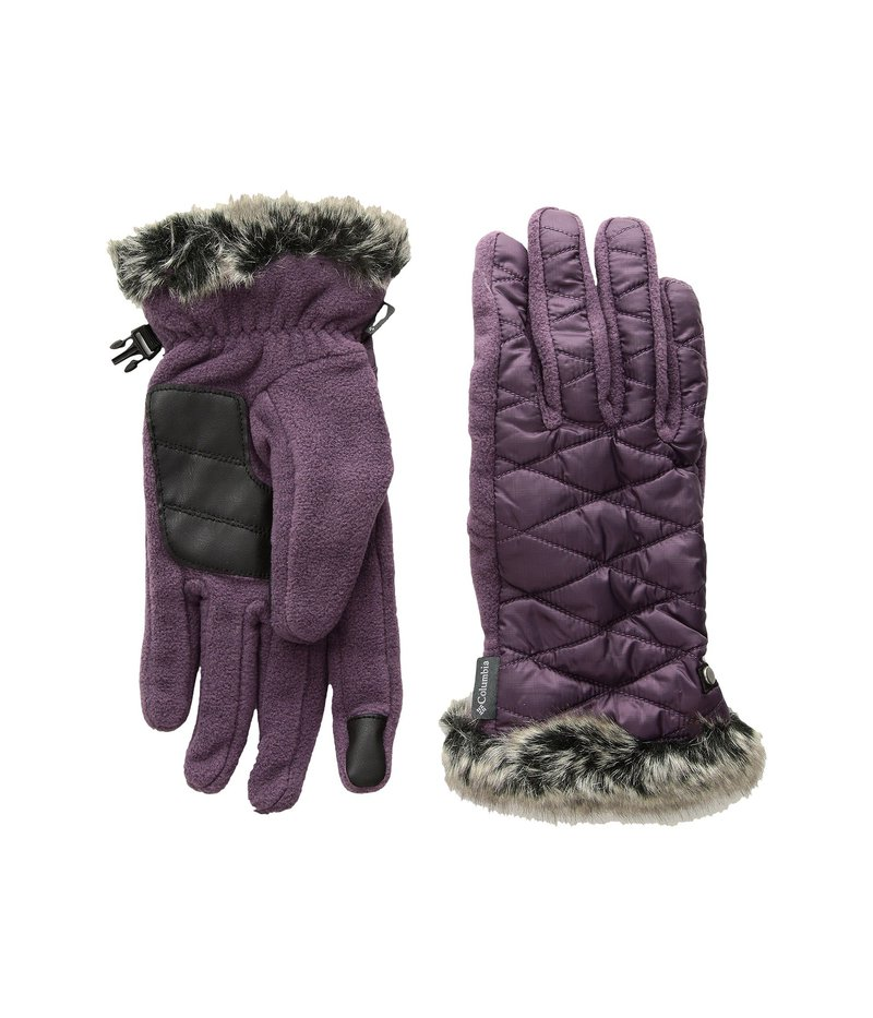 コロンビア レディース 手袋 アクセサリー Heavenly Gloves Dusty Purple