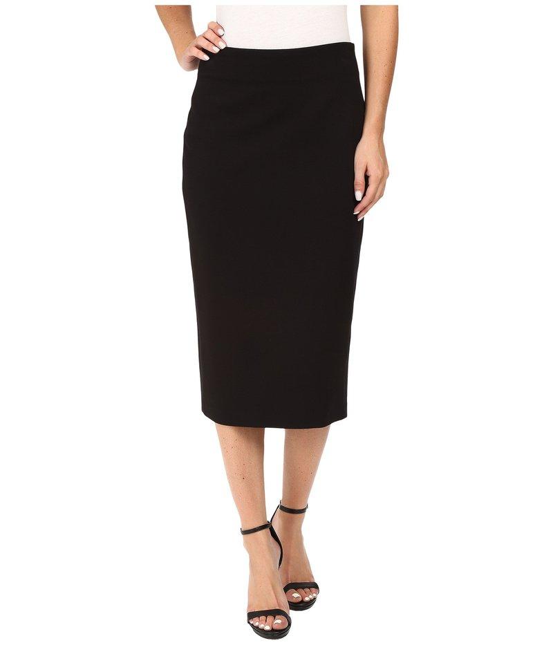 ヴィンスカムート レディース スカート ボトムス Ponte Pencil Skirt Rich Black