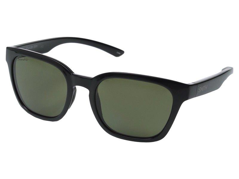 スミスオプティックス メンズ サングラス・アイウェア アクセサリー Founder Slim Black/Polarized Gray/Green